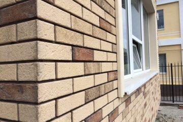Клинкерные панели для фасада: особенности материала