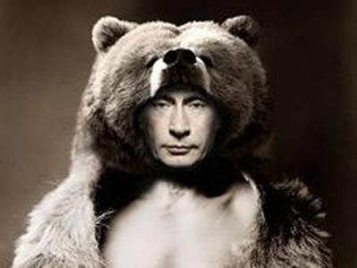 Над землёю везде будут петь: столица, водка, советский медведь наш...