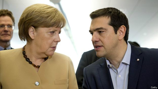 Как Меркель отучила Ципраса от дешевого популизма