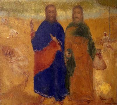 Мудрец и проповедник