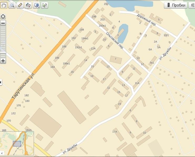 Виртуальная прогулка по ул.Дружбы